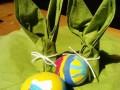 Wielkanocne prace dzieci